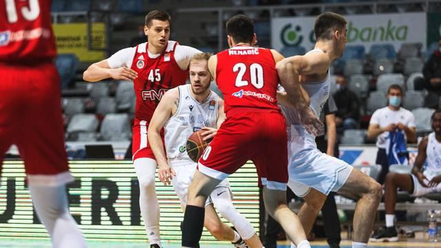 Zadar dočekao ekipu FMP a u 21. kolu ABA Lige