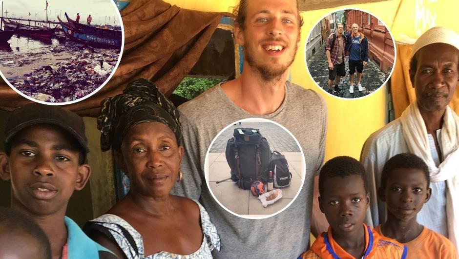 'Švedski Kolumbo': Prestao je igrati kako bi proputovao svijet