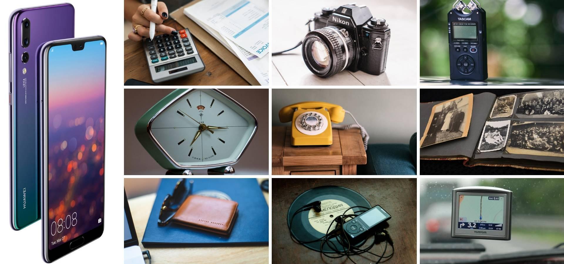 Tko bi rekao: Sve ove uređaje zamijenili su pametni telefoni