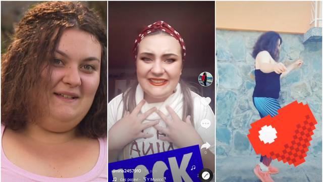 Nikolina iz Ljubavi na selu je zvijezda TikToka: Mrda i pjeva