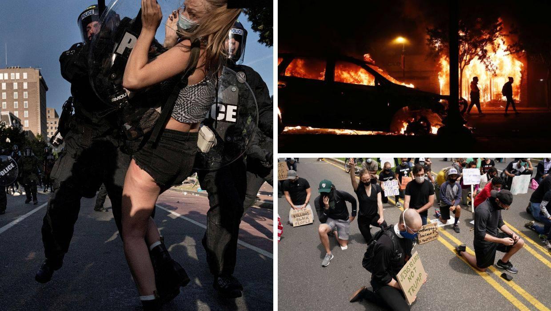 Hrvati iz New Yorka: 'Ovo nema veze s prosvjedima, vrijeđa se,  pljačka i prijeti pištoljima...'