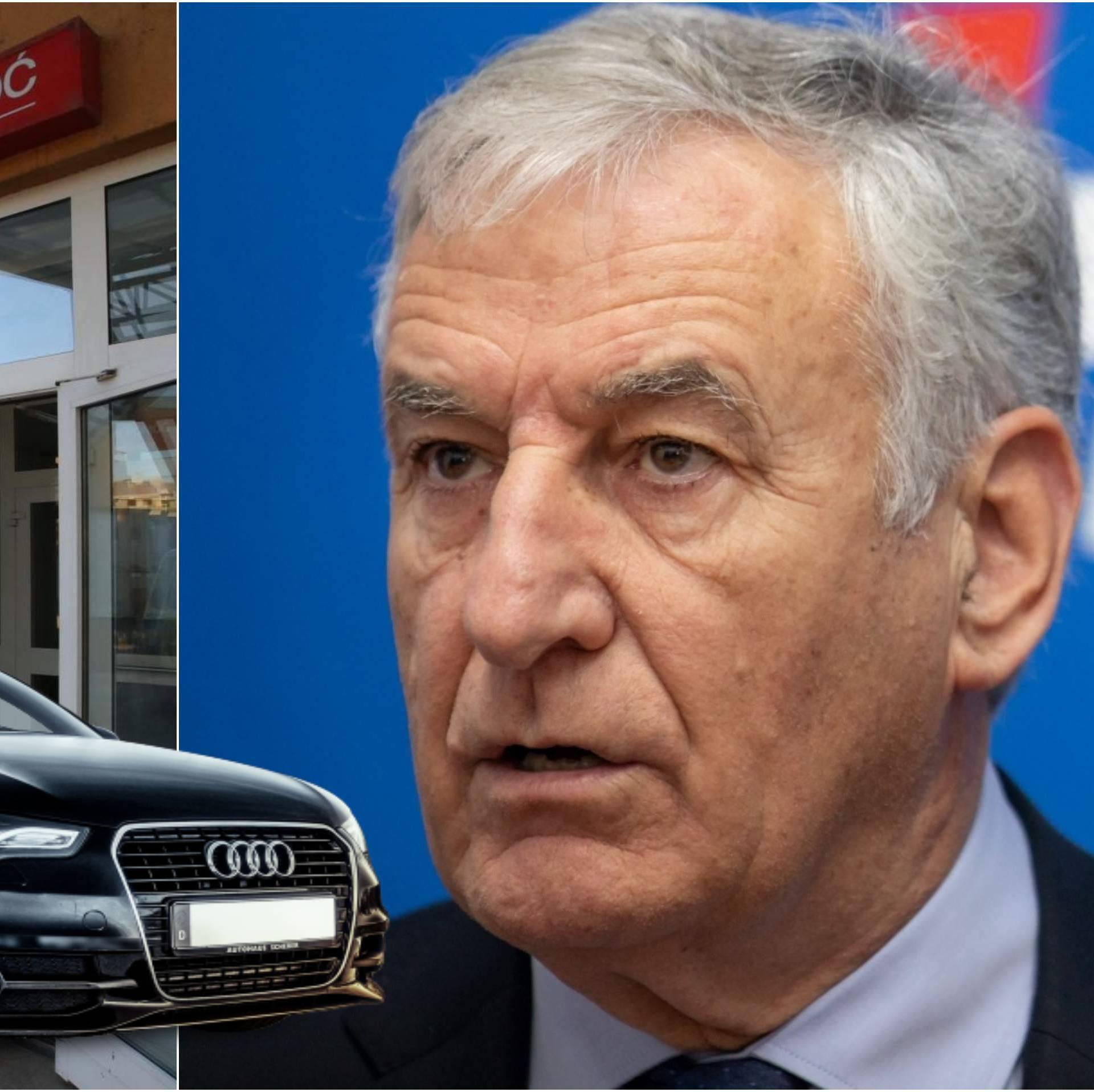 HDZ-ov župan odbio dati novac za Hitnu. Ali zato je kupio Audi