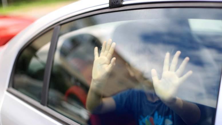 Junakinja koja je u Gospiću izvukla dijete iz zaključanog auta: 'Dječak je bio sav crven'