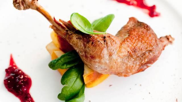 Guske, patke, fazani i prepelice aromatični okusi pernate divljači