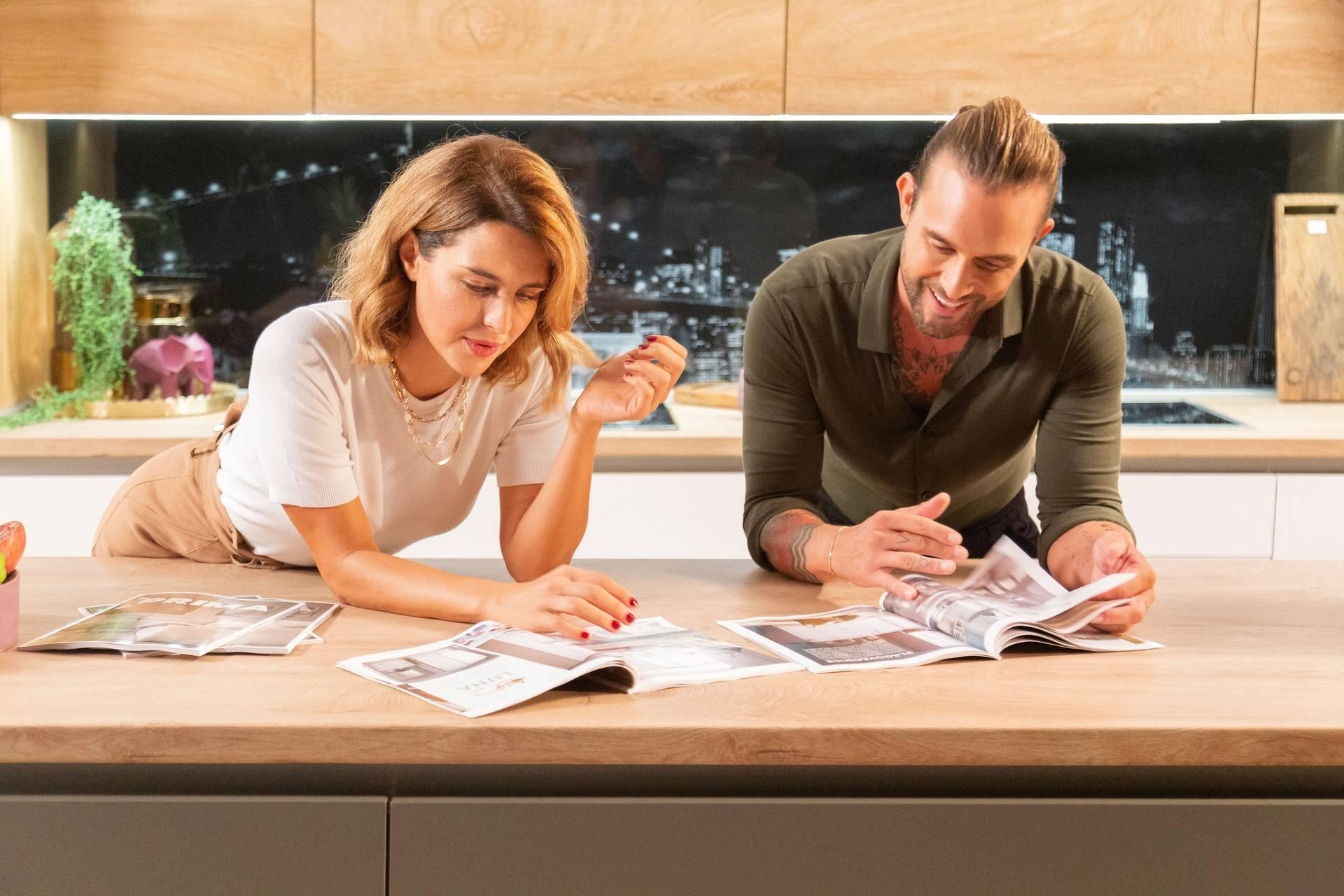 Doris i Luka pronašli inspiraciju u novom PRIMA interijeri katalogu