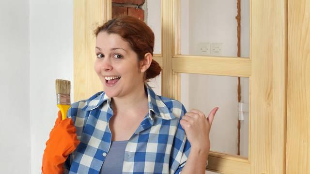 Uljepšajte ulazna vrata i tako povećajte vrijednost svog doma