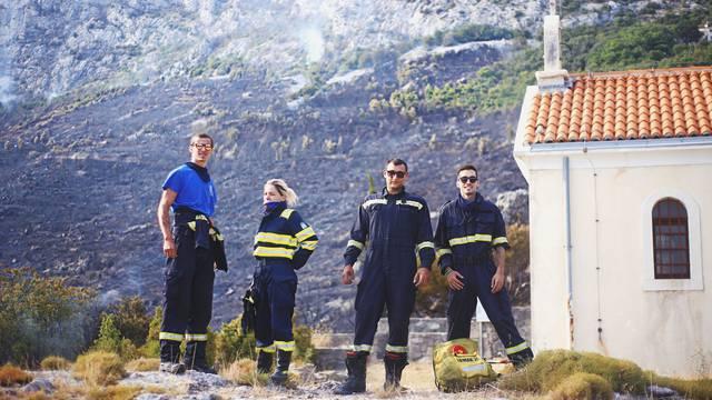 Vatrogasci spasili crkvu tako što su provalili u njen bunar: Ja san odma reka da je to sveta voda
