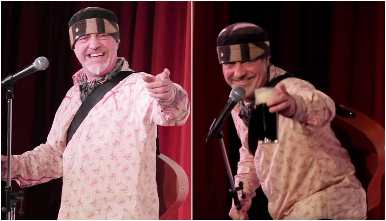 Umro usred nastupa: Komičar sjeo, a ljudi se nastavili smijati
