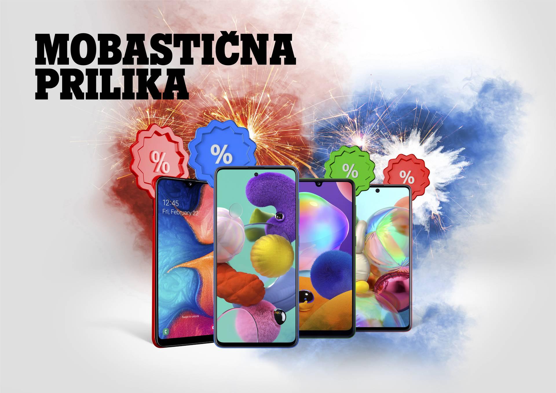 Ulovite 'Mobastične' popuste na izvrsne Samsungove uređaje u novoj Tele2 ponudi