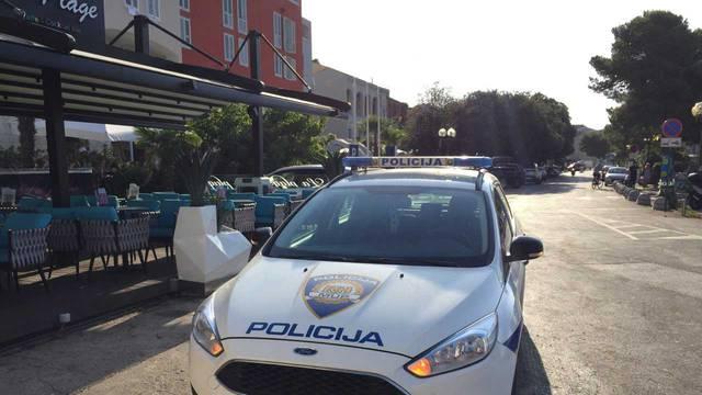 Pula: Pokušala provaliti pa 'pričekala' policiju na terasi