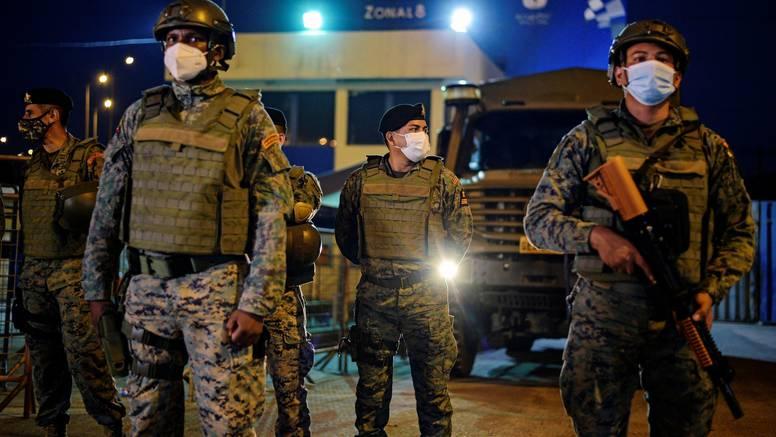 U Ekvadoru traje rat kriminalnih bandi do istrebljenja: Stravičan pokolj u zatvorima, 79 ih mrtvo