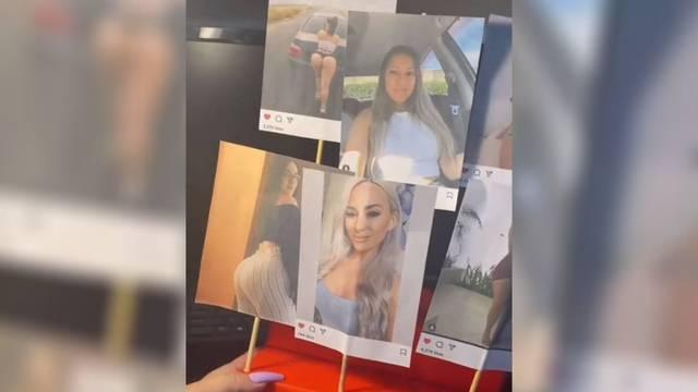 'Kraljica sitničavosti' mužu za Valentinovo isprintala fotke žena koje like-a na Instagramu