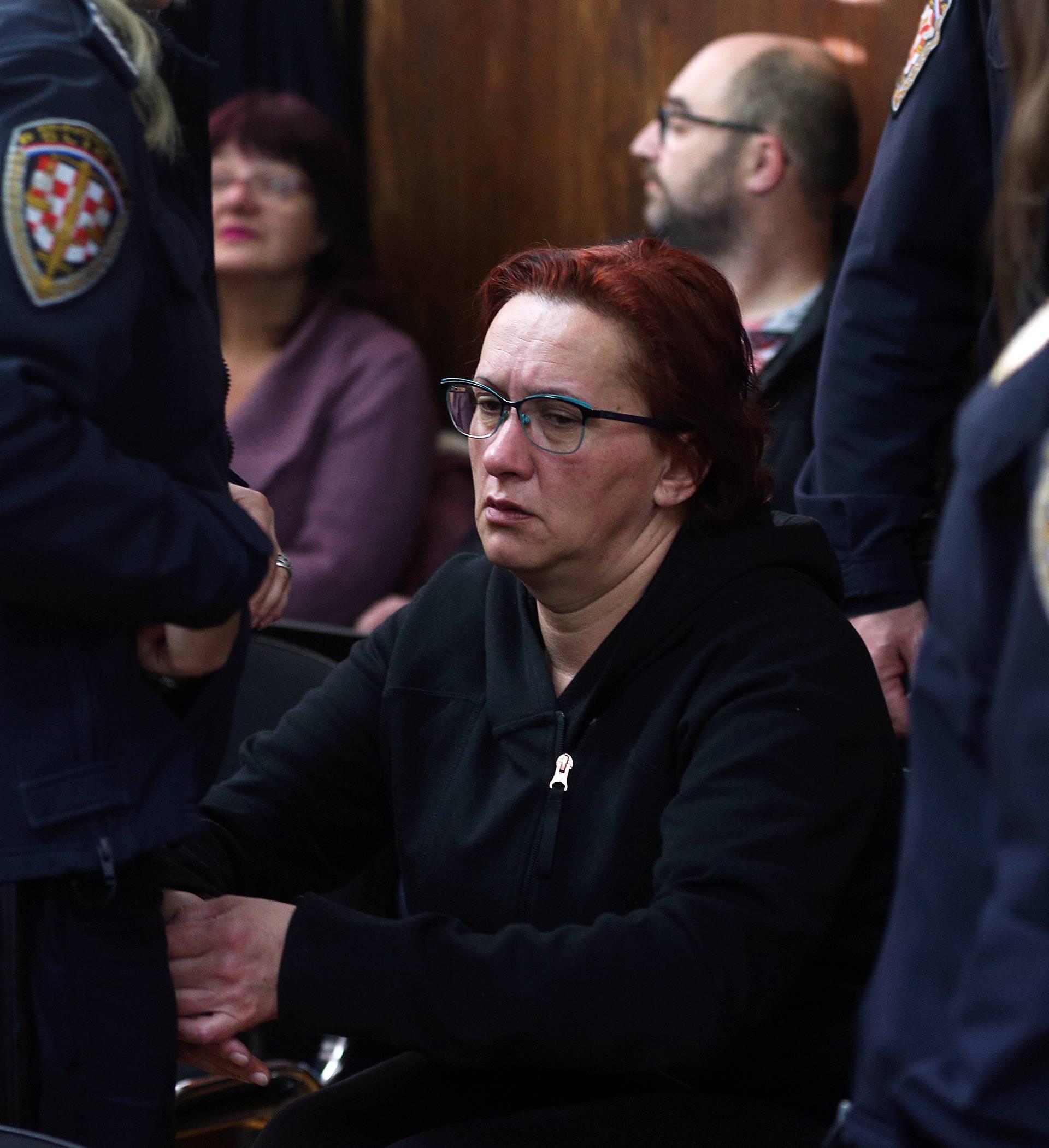 Varaždin: Suprug Smiljane Srnec odbio svjedočiti