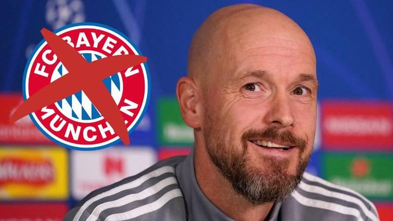Ten Hag iznenadio: Bayern mi je u srcu, ali ostajem u Ajaxu
