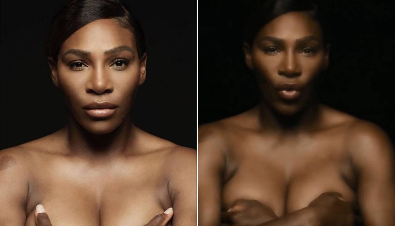 Serena u toplesu pjeva 'I Touch Myself' zbog karcinoma dojke