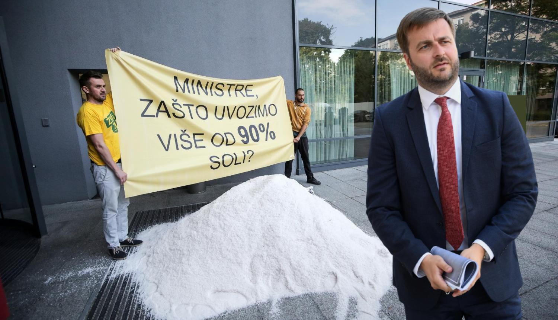 Ministar Ćorić: 'Bilo bi korisno kada bi Ivan Vilibor Sinčić išao s konstruktivnim prijedlozima'