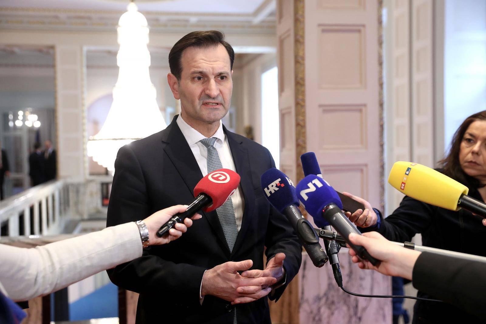 Zagreb: Miro Kovač komentirao kampanju za izbore u HDZ-u