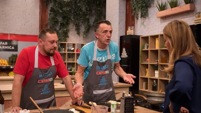 Tri,dva, jedan - kuhaj, sezona 7