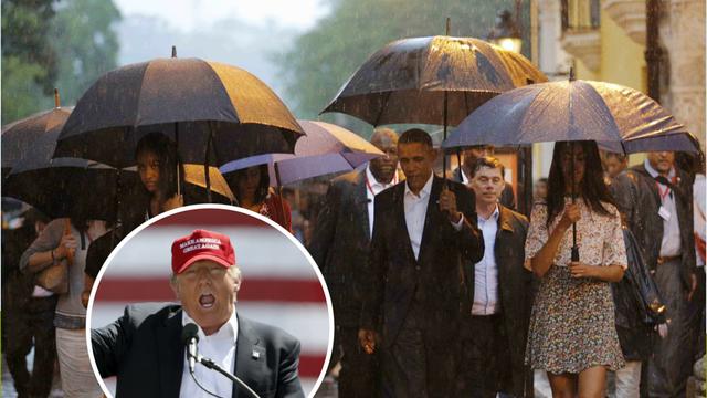 Trump: Castro nije dočekao Obamu, on nema poštovanja