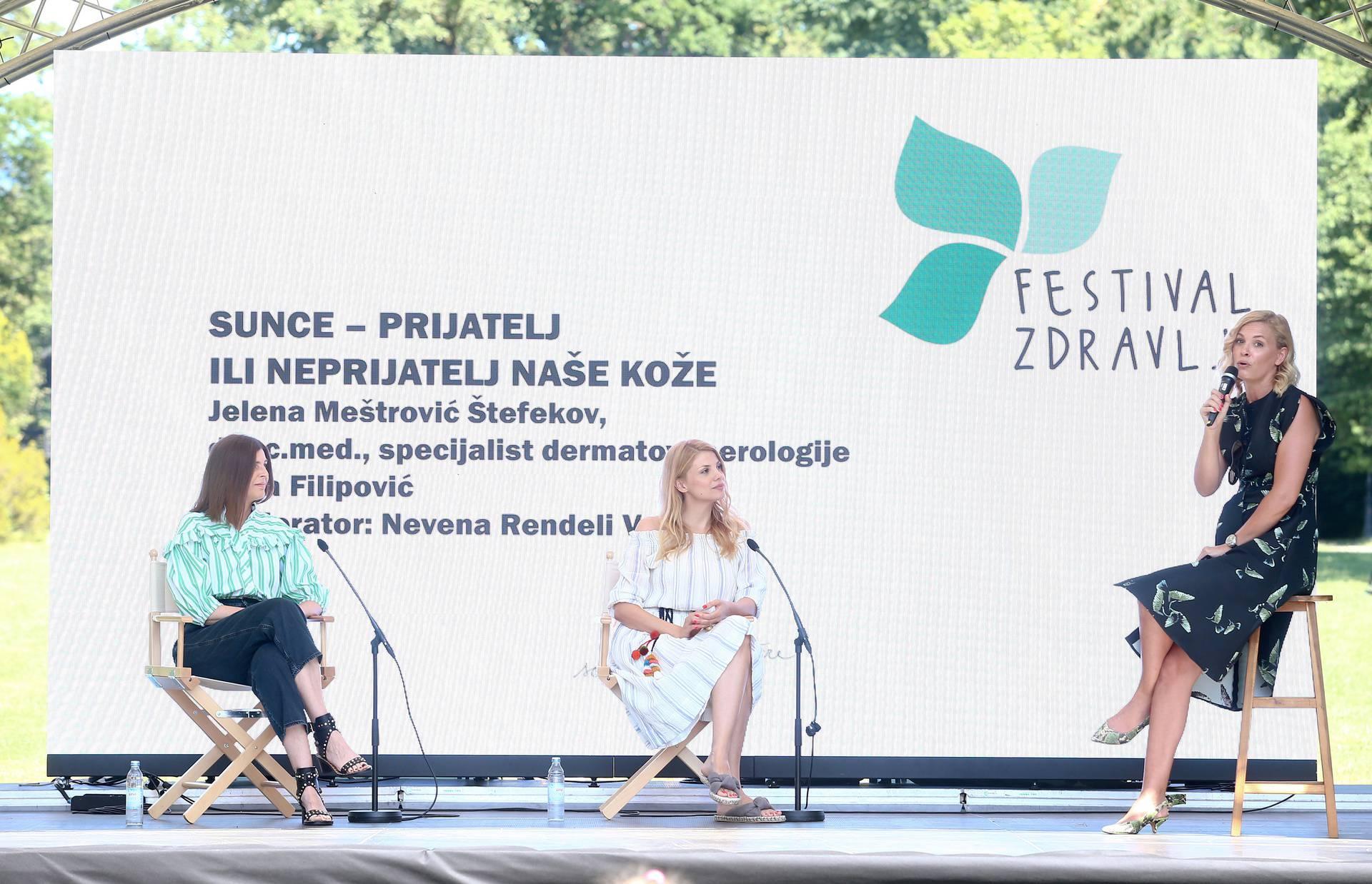 Festival zdravlja u Maksimiru: Šetnja je odličan put do zdravlja
