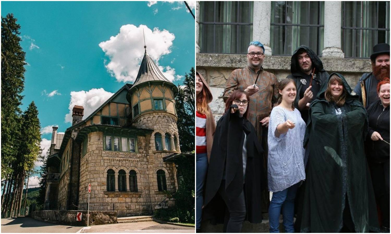 Hrvatski Hogwarts: U Školu Magije stižu kao i Harry Potter