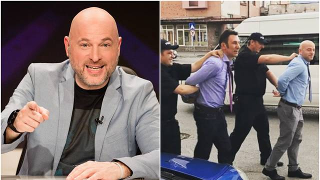 Rene Bitorajac objavio fotku svog uhićenja: 'Pa kaj ak smo pogodovali, narihtali natječaj?'