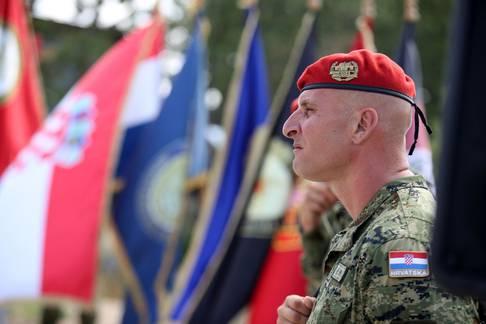 """Knin: Vojni poligon """"Crvena zemlja"""" preimenovan u vojni poligon""""Josip Markić"""""""