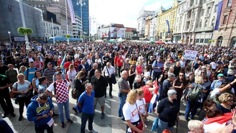HDZ  oštro o političarima DP-a na Festivalu: 'Od Vukovara vam je važnije ugrožavati druge'