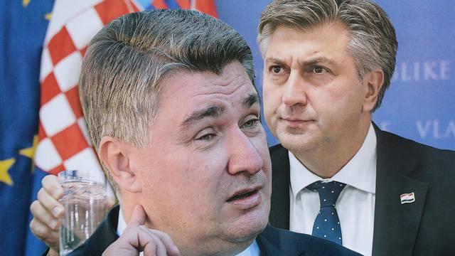 Plenković: Turković bi imala podršku većine za Vrhovni sud da ju je Milanović htio predložiti