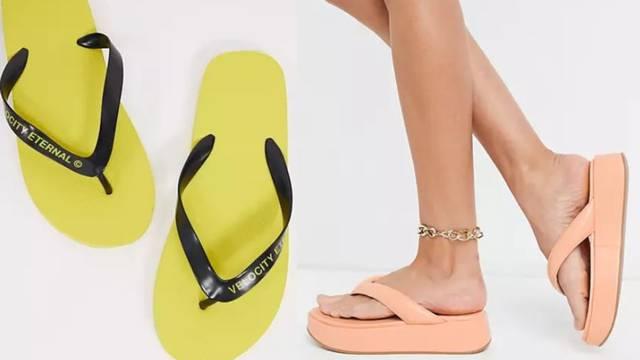 Prve japanke nastale su od ostataka gume, inspirirane tradicionalnom sandalom Zori