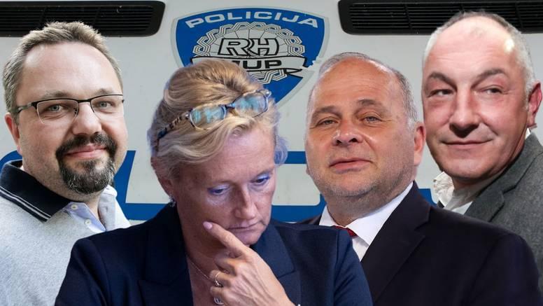 Uhićene u akcijama dovode na Uskok, nakon Rukavine i Denis Mohenski na ispitivanju