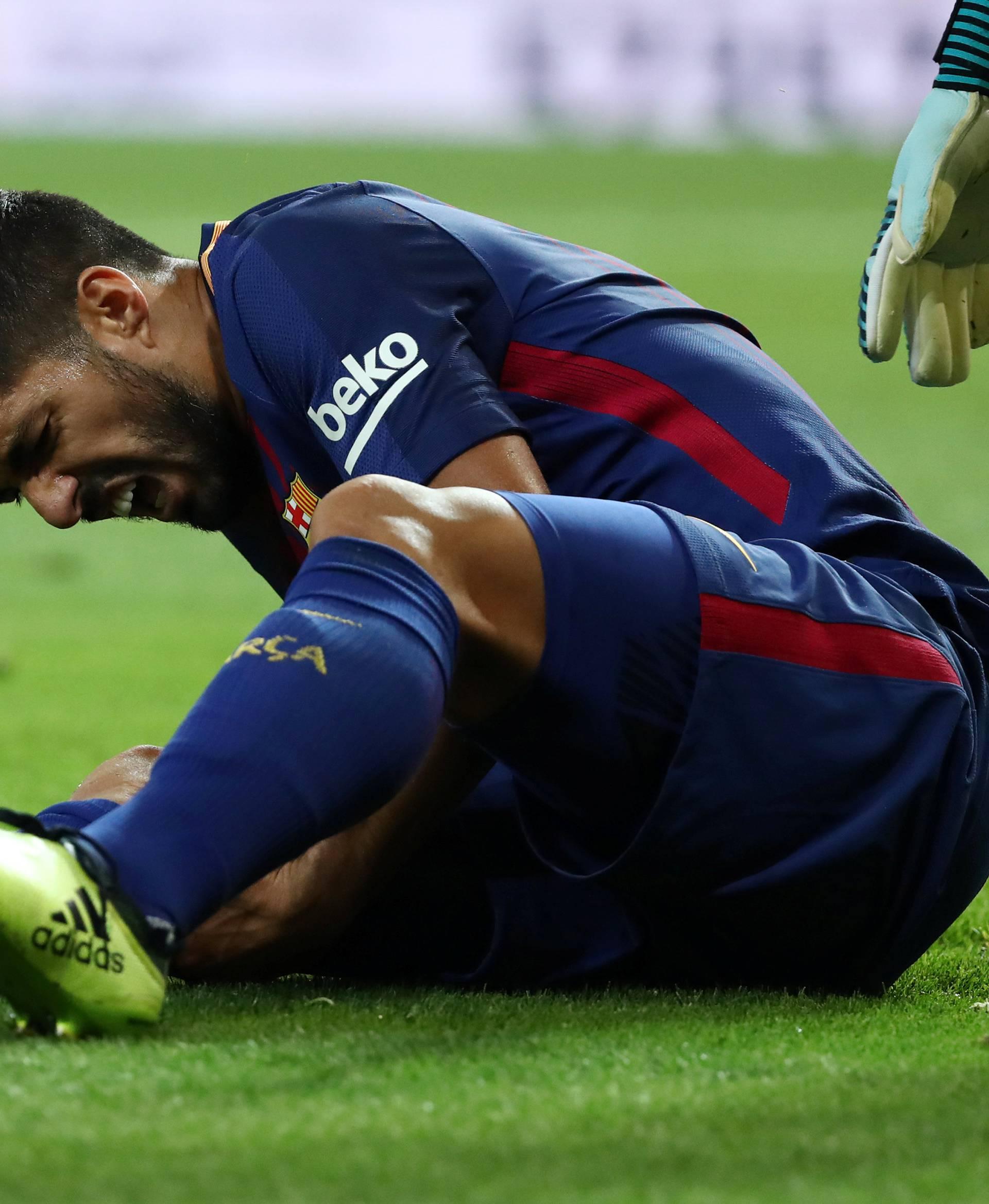 Real Madrid vs Barcelona - Spanish Super Cup Second Leg