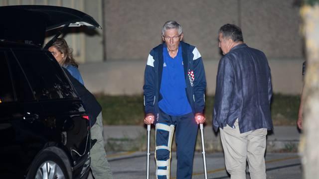 'Tomislava Horvatinčića jako boli koljeno, a odgodu zatvora nije dobio, odbili su mu žalbu...'