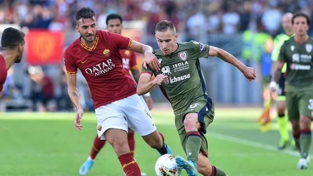 Serie A Rome v Cagliari Rome (Italy) October 06th 2019