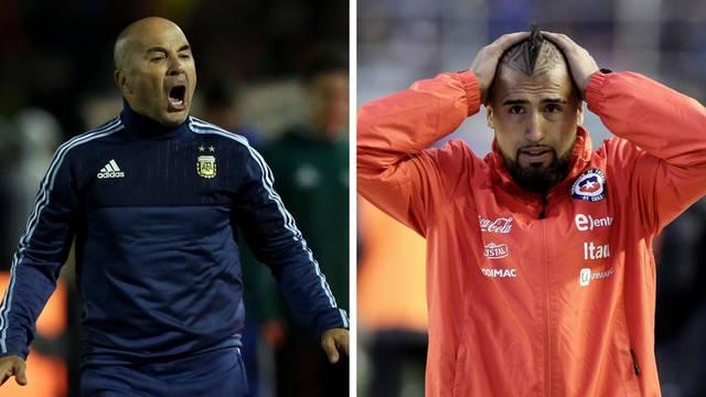 Teške optužbe: Vidal je pijanac, treba mu profesionalna pomoć