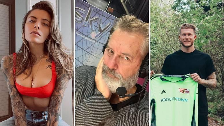 Komentator suspendiran zbog Kariusa: I ja bih sjedio na klupi i mazio se s njegovom ženom...