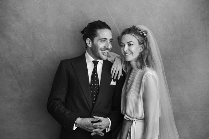 Vjenčanje bogate nasljednice: Slavila uz 'povlaštene' goste