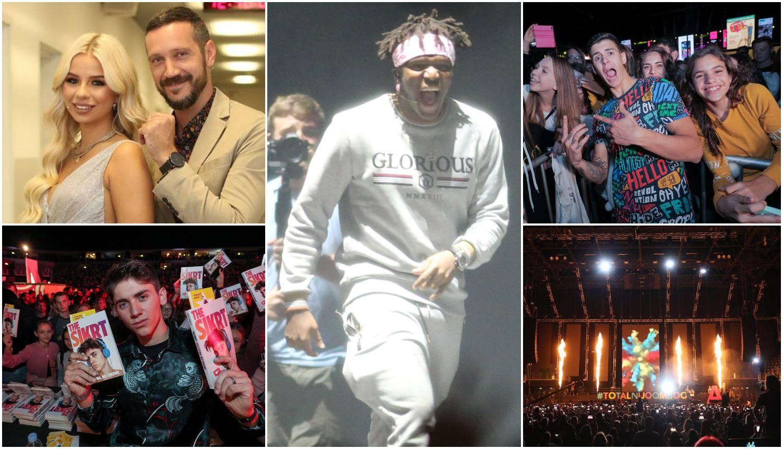 Tisuće obožavatelja pjevalo u jedan glas: 'Sretan ti rođendan'