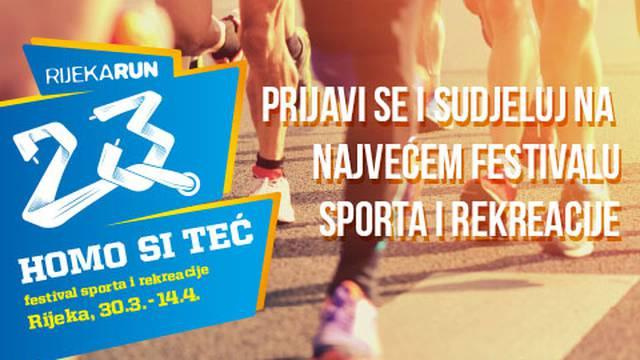 Rijeka Run - festival sporta i rekreacije sa Sport Visionom