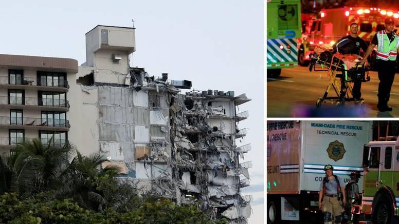 VIDEO Ovako se urušila zgrada kod Miamija. Guverner šokiran: 'Spremamo se za loše vijesti...'