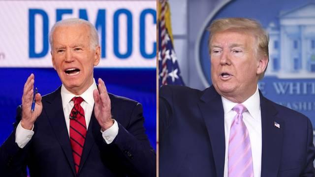 Joe Biden optužio Trumpa da je Ameriku pretvorio u bojno polje