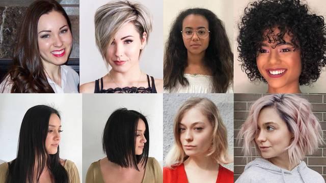 Super transformacije: Kako lako frizure mijenjaju izgled i dojam