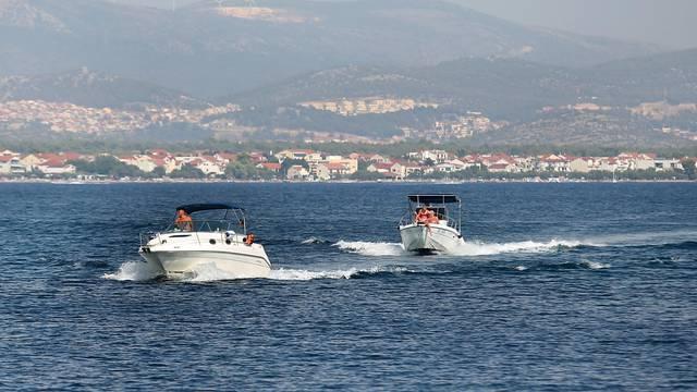 Vodice: Lučka kapetanija provodi akciju pojačanog nadzora sigurnosti plovidbe