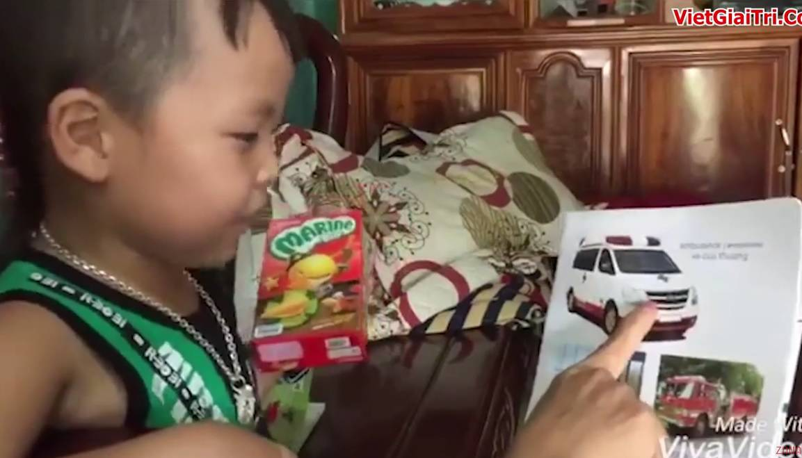 Dječak je rođen u Vijetnamu, a progovorio je na engleskom?!