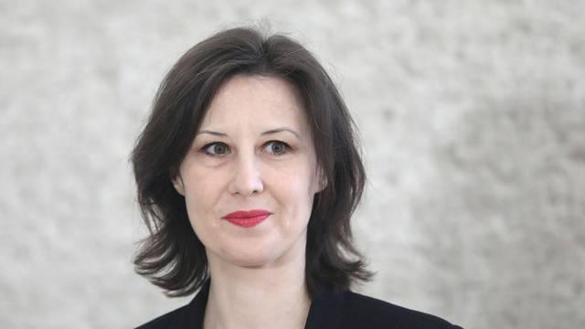 Dalija Orešković: Nisam mogla u sabornicu danas. Straža me spriječila po Reinerovu nalogu