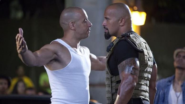 Dwayne Johnson oštro o kolegi Vinu Dieselu: 'Mi smo odgojeni drugačije, ja dajem sve od sebe'