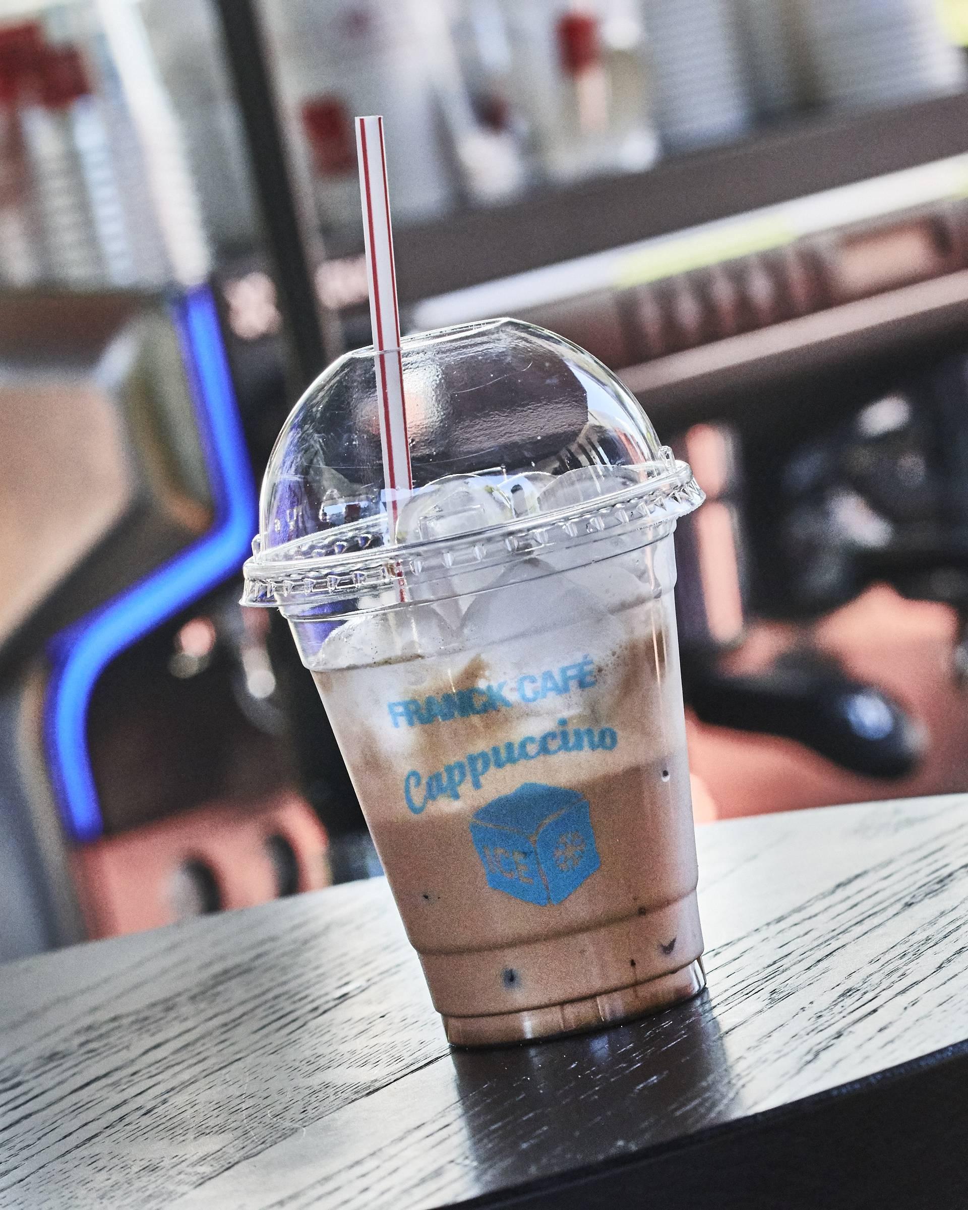 Ovoga ljeta osvježite se uz ledeni Franck Café cappuccino