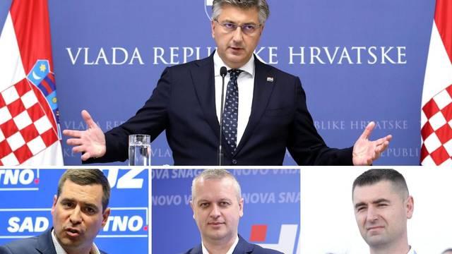 Hoće li Plenković dobiti novu pljusku i opet izgubiti Zagreb?