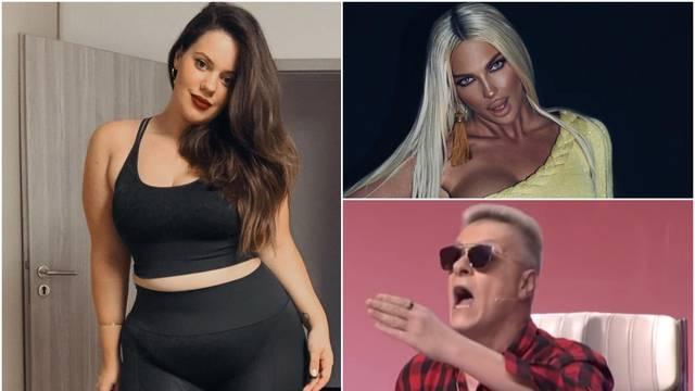 Lucija Lugomer objavila fotku o srpskom showu: Komentiraju djevojke kao da su komad mesa