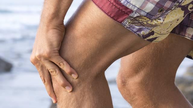 Što se krije u koljenima koja kvrckaju i škripe? Provjerite...